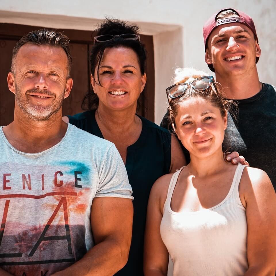 Familie Rutten foto