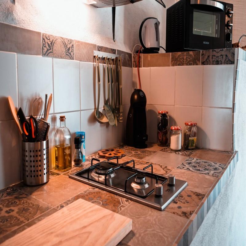 keuken aanzicht studio casa 2