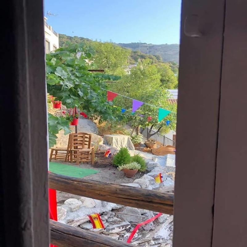 Uitzicht studio Casa 2